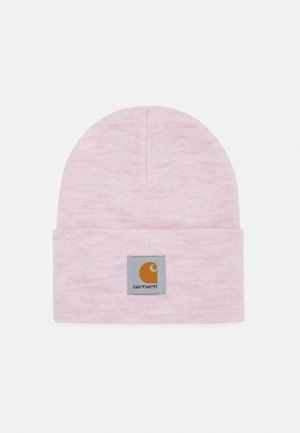 WATCH HAT UNISEX - Beanie - frosted pink heather