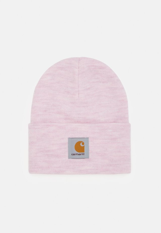 WATCH HAT UNISEX - Beanie - frosted pink heather