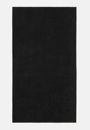 BEACH TOWEL 180x100CM 500 GSM - Telo mare - black