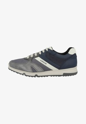 Trainers - anthracite-navy