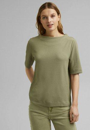 FASHION  - Basic T-shirt - light khaki