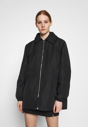 BYRON COACH JACKET - Short coat - black