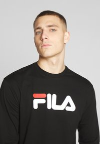 Fila - PURE - Langærmede T-shirts - black - 4