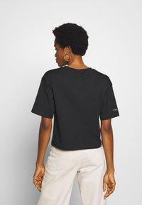 H2O Fagerholt - SECRET LOVE TEE - Print T-shirt - black - 3