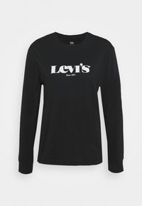 Levi's® - STANDARD FIT TEE - Long sleeved top - caviar - 4