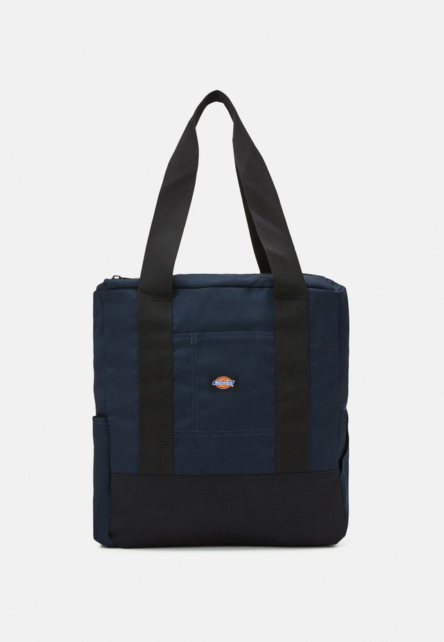 BARATARIA - Tote bag - dark navy
