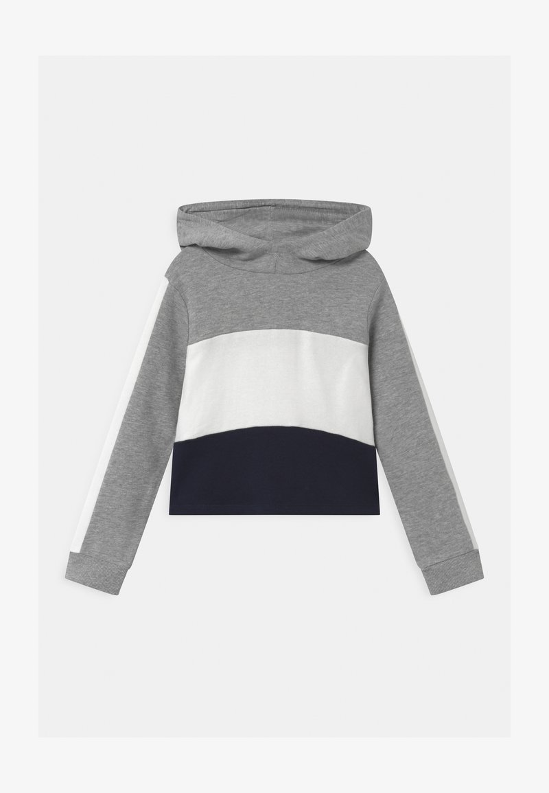 Name it - NKFVITINA  - Hoodie - grey melange