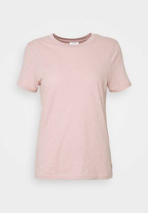 SHORT SLEEVE - Basic T-shirt - faded pink
