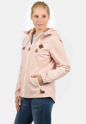 BIBI - Waterproof jacket - light pink