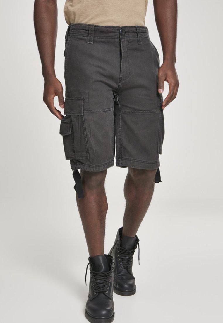 Brandit - VINTAGE  - Shorts - black