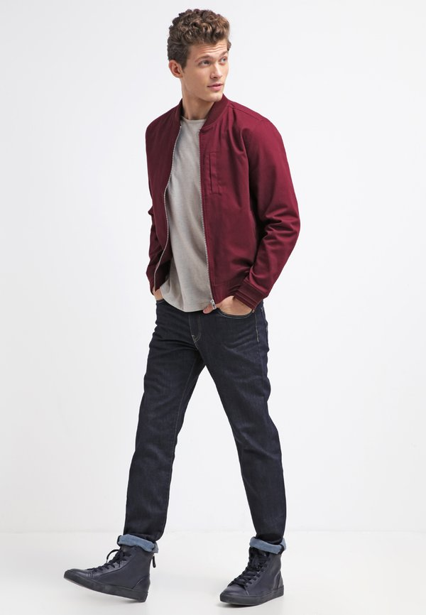 Levi's® 511 SLIM FIT - Jeansy Slim Fit - rock cod/rinsed denim Odzież Męska OAQZ