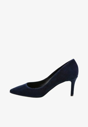 DECIMOMANNU - Classic heels - dark blue