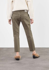 MAC Jeans - Trousers - green - 1