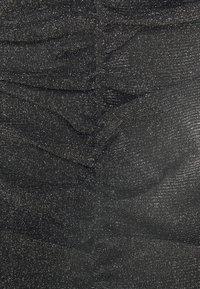 Nly by Nelly - SPARKLE MINI DRESS - Cocktail dress / Party dress - black - 2
