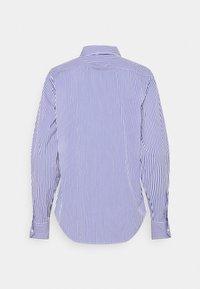 Polo Ralph Lauren - STRETCH - Button-down blouse - navy/white - 6