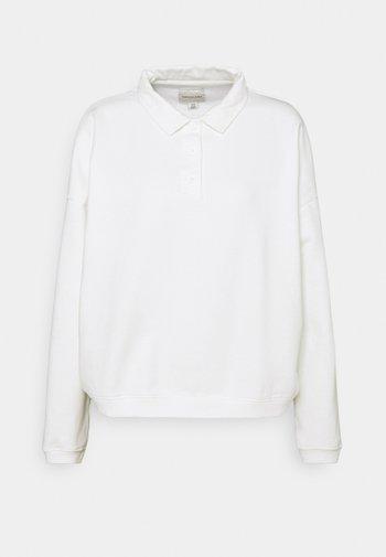 COLLAR RUGBY - Sweatshirt - yellow