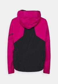 Dynafit - Hardshell jacket - flamingo - 1
