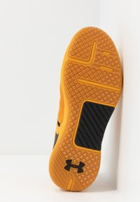 Under Armour - HOVR RISE 2 - Sports shoes - golden yellow/yellow ray - 4