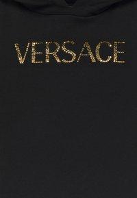 Versace - UNISEX - Mikina - black/gold/crystal - 2
