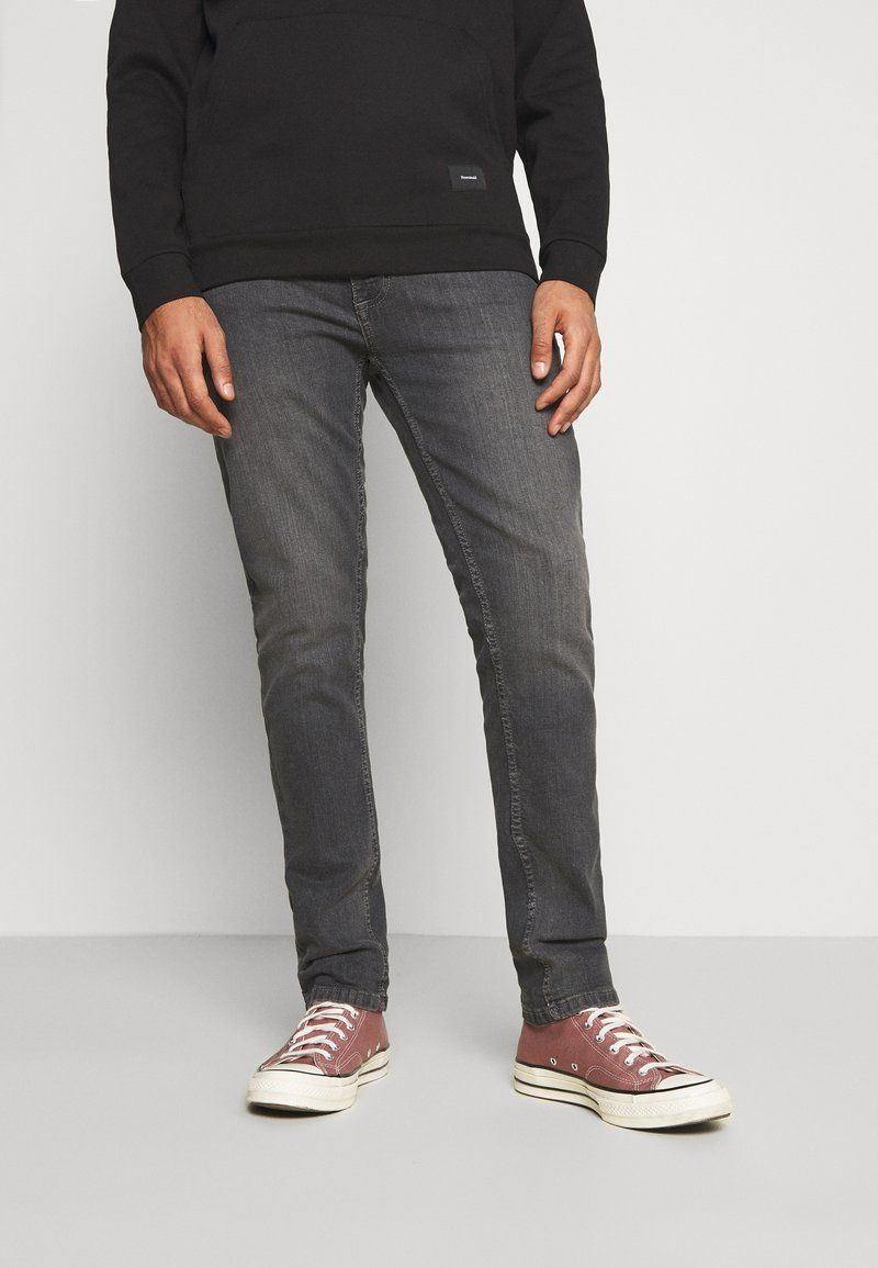 Burton Menswear London - Jeans slim fit - grey