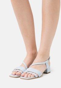 Kennel + Schmenger - SAMI - Sandals - baby blue - 0