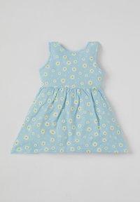 DeFacto - Jumper dress - blue - 1