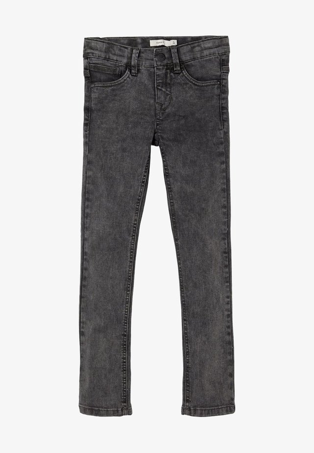 Jeans slim fit - dark grey denim