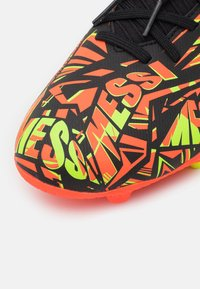 adidas Performance - NEMEZIZ MESSI .3 FG - Moulded stud football boots - solar red/solar yellow/core black - 5
