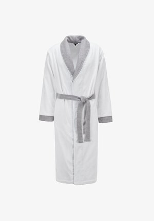 BADEMANTEL - Dressing gown - white