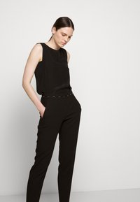 HUGO - HAZENA - Trousers - black - 3