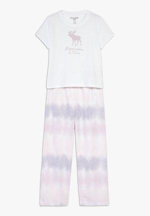 SLEEP SET  - Nattøj sæt - white