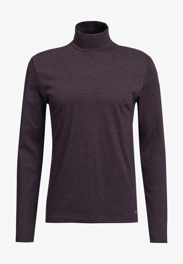 MET COLKRAAG - T-shirt à manches longues - dark purple