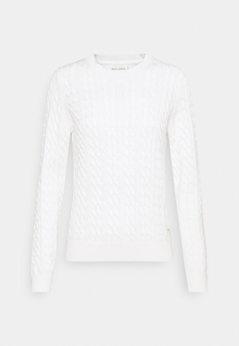 LORENA - Jumper - off white