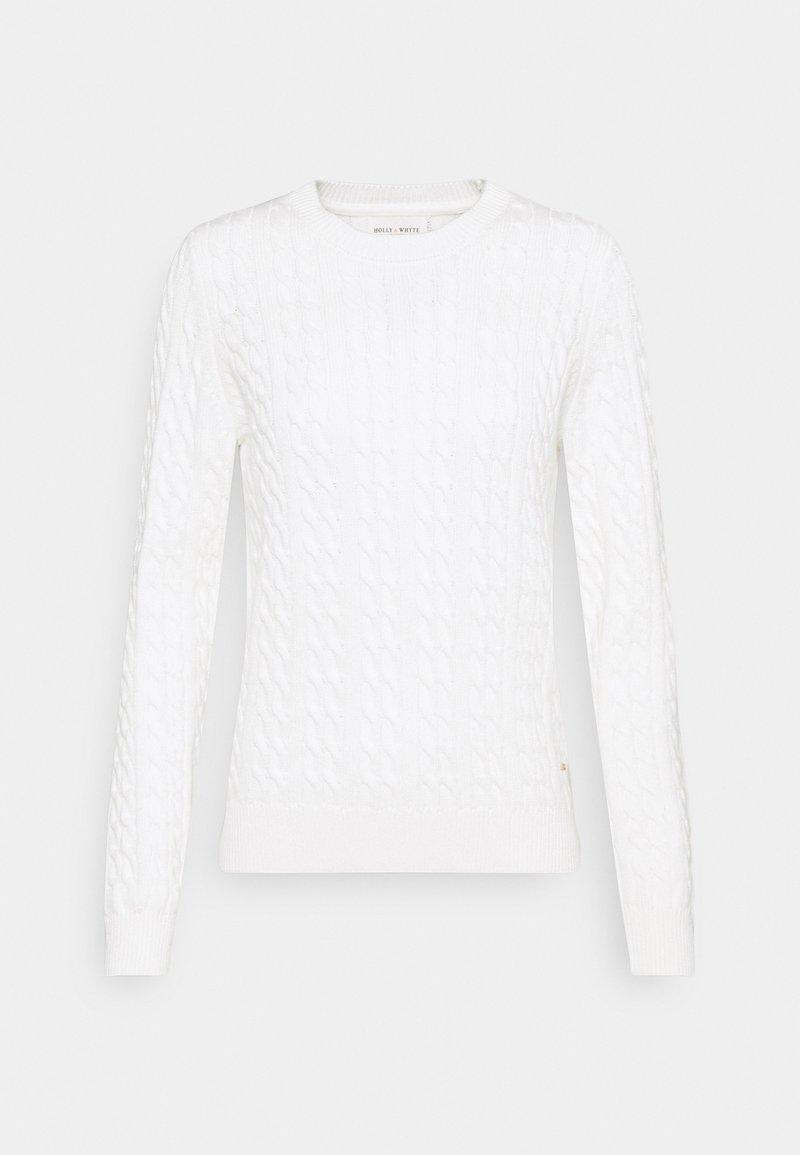 Lindex - LORENA - Jumper - off white