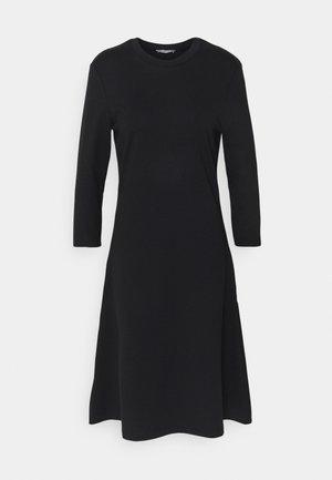 FAGI - Sukienka z dżerseju - black
