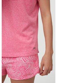 O'Neill - Basic T-shirt - rosa shocking - 2