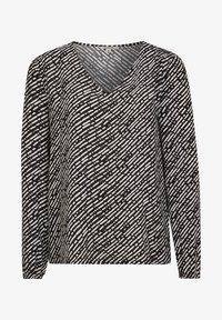 dark grey handdrawn stripes