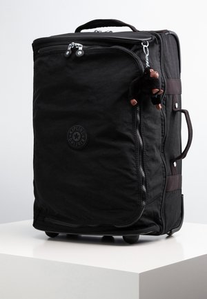 TEAGAN  - Wheeled suitcase - true black