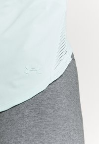 Under Armour - SPORT HI LO  - Basic T-shirt - seaglass blue - 4