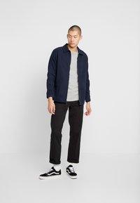 Quiksilver - GARRO  - Summer jacket - navy - 1