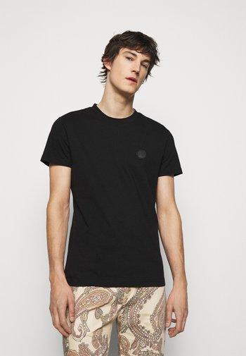 SEAL  - T-shirt imprimé - black