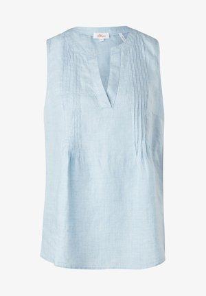 Débardeur - powder blue melange