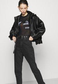 Diesel - VALERIE BODY - T-shirt à manches longues - black - 3