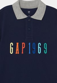 GAP - BOY LOGO  - Polo shirt - tapestry navy - 2