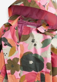 Next - SHOWER RESISTANT FLORAL PRINT - Parka - pink - 3