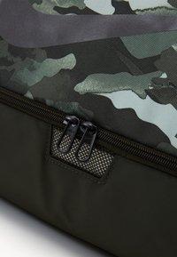Nike Performance - DUFF - Sports bag - white/sequoia/cool grey - 4