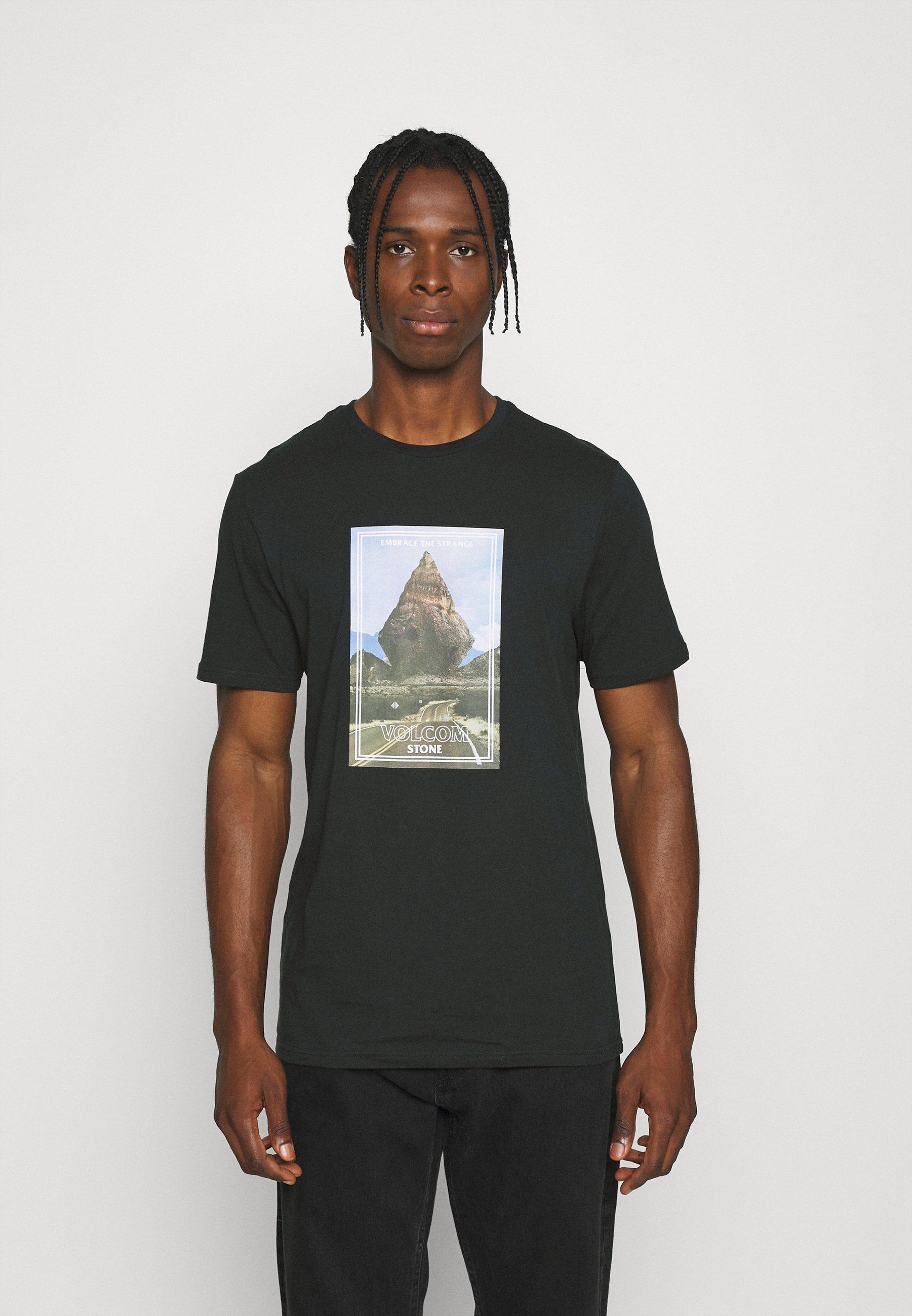 Men HAND STONE TEE - Print T-shirt