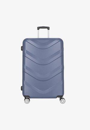 ARROW 2 4-ROLLEN TROLLEY 76 CM - Wheeled suitcase - blue