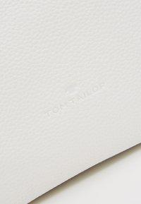 TOM TAILOR - MARLA - Shopping Bag - white - 2
