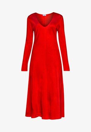 ROSALINE DRESS - Maxi šaty - red/orange